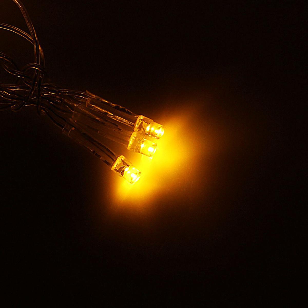 Гирлянда светодиодная Luazon Занавес, цвет: желтый, 360 ламп, 8 режимов, 220 V, 2 х 1,5 м. 10804661080466Светодиодные гирлянды и ленты — это отличный вариант для новогоднего оформления интерьера или фасада. С их помощью помещение любого размера можно превратить в праздничный зал, а внешние элементы зданий, украшенные ими, мгновенно станут напоминать очертания сказочного дворца. Такие украшения создают ауру предвкушения чуда. Деревья, фасады, витрины, окна и арки будто специально созданы, чтобы вы украсили их светящимися нитями.