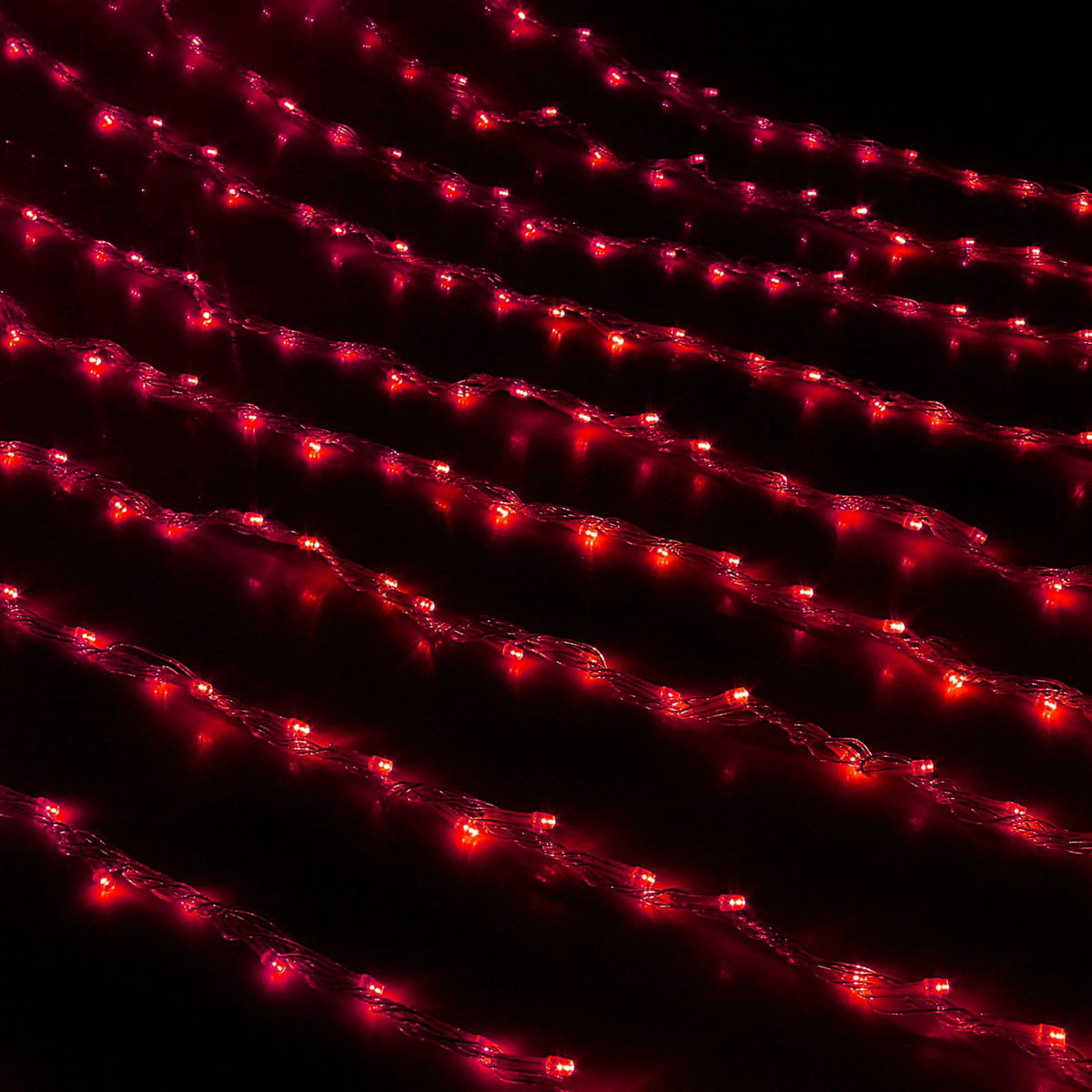 Гирлянда светодиодная Luazon Дождь, цвет: красный, 300 ламп, 8 режимов, 220 V, 1,5 х 1 м315-426Светодиодные гирлянды и ленты — это отличный вариант для новогоднего оформления интерьера или фасада. С их помощью помещение любого размера можно превратить в праздничный зал, а внешние элементы зданий, украшенные ими, мгновенно станут напоминать очертания сказочного дворца. Такие украшения создают ауру предвкушения чуда. Деревья, фасады, витрины, окна и арки будто специально созданы, чтобы вы украсили их светящимися нитями.
