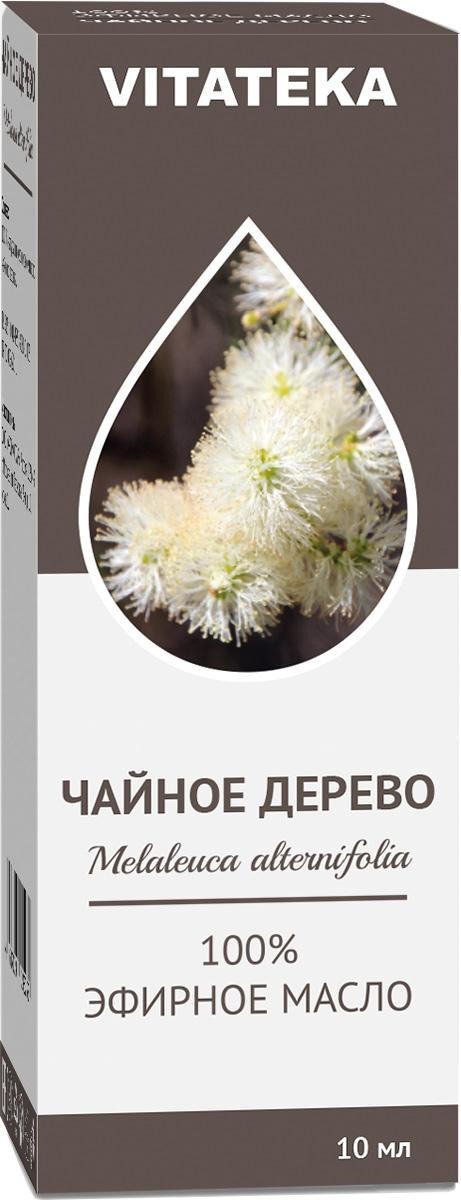 Масло эфирное Витатека, чайное дерево, 10 мл226108Аромат эфирного масла стабилизирует эмоции, помогает справиться со слабостью, страхами, стрессом и раздрожительностью. Масло придает уверенность и побуждает к активным действиям.