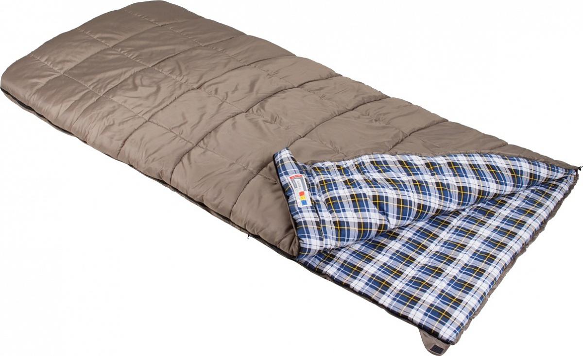 Мешок спальный Red Fox Hunter 400, цвет: зеленый, 230 х 120 см1043501Серия просторных спальных мешков для путешествий на автомобиле, кемпинга, охоты и рыбалки в холодную погоду. Благодаря функциональному утеплителю Vario Dry большого объема изделия очень теплые, прекрасно сохраняют тепло даже в условиях сырости. Исключительный комфорт во время холодных ночёвок обеспечивает мягкая фланелевая подкладка. материал: 190T Polyester DWR подкладка: Cotton Flanel утеплитель: Vario Dry 4x150 g/m диапазон температур, °C: +6,1 .. +1,2 .. -13,5 форма: одеяло размер, см: 230*120 вес, г: 4500