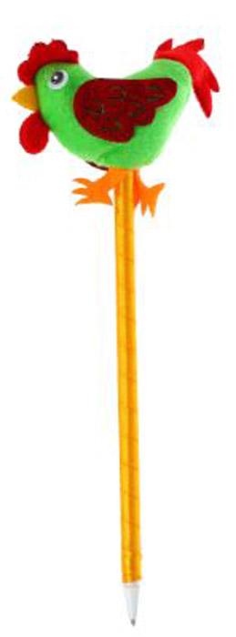 Sima-land Ручка шариковая Петушок в ассортименте синяя96557Шариковая ручка Sima-land Петушок с тематическим принтом станетотличным презентом в новогодние праздники! Для взрослых это будеторигинальное украшение рабочего стола и приятное напоминание о человеке,который преподнёс такой сувенир. А маленьких деток привлечёт красочный дизайн — за уроки они будут братьсяс энтузиазмом. Наконечник в форме различных фигурок подарит улыбки иморе позитива — такой зимний атрибут просто не захочется выпускать из рук!Уважаемые клиенты! Обращаем ваше внимание на цветовой ассортимент товара. Поставкаосуществляется в зависимости от наличия на складе.