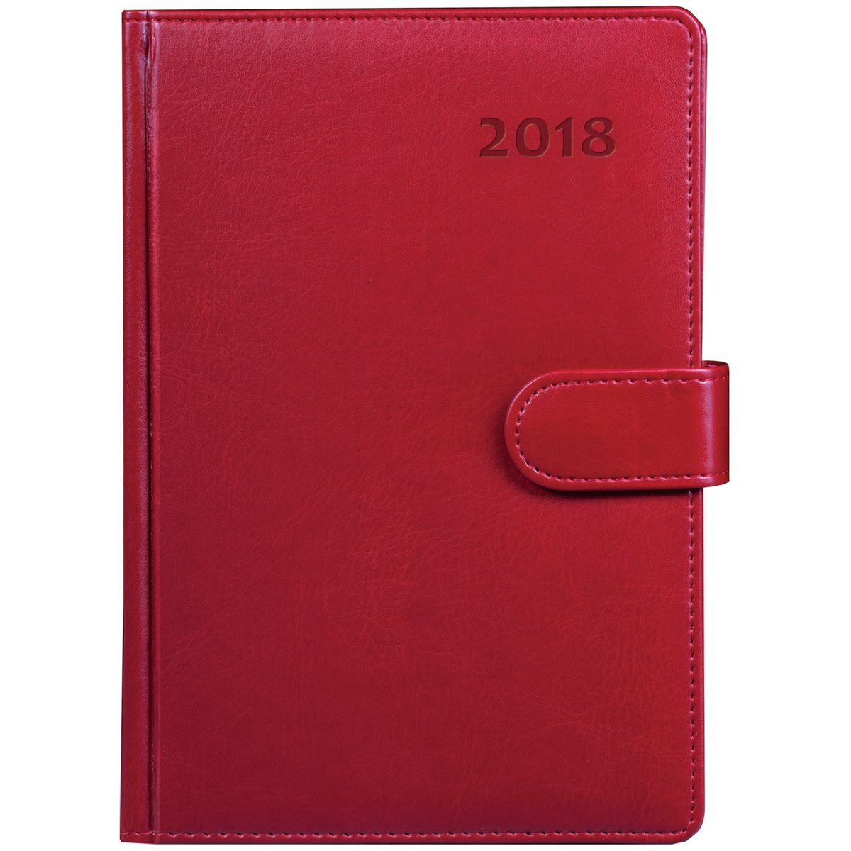 Galant Ежедневник датированный Ritter 2018 формат А5 цвет красный ritter одежда для мужчин