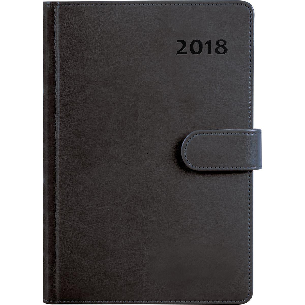 Galant Ежедневник датированный Ritter 2018 формат А5 цвет черный ritter одежда для мужчин