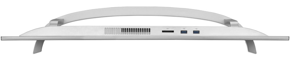 Acer Aspire C22-720, Silverмоноблок (DQ. B7AER. 006) Acer