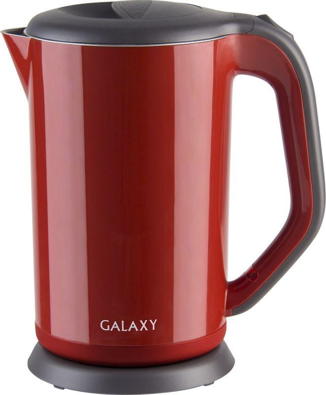 Galaxy GL 0318, Red электрический чайник
