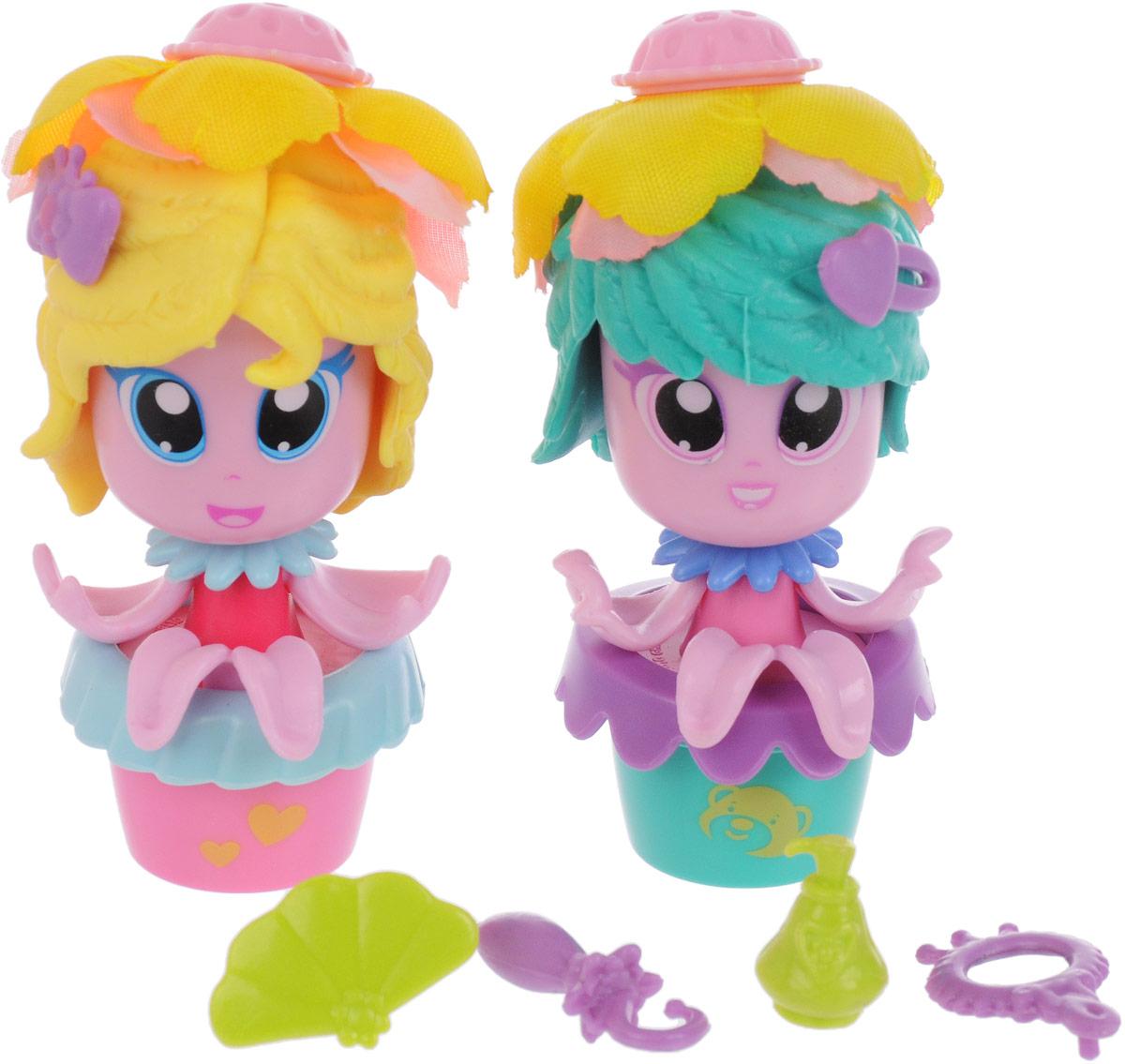 Daisy Набор мини-кукол Цветочек 2 шт куклы hasbro эг мини игровой набор мини кукол в аст