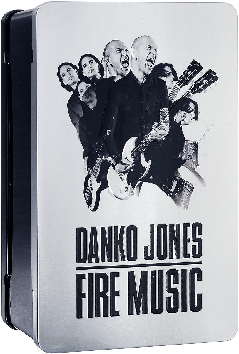 Danko Jones Danko Jones. Fire Music (2 CD) майка классическая printio во все тяжкие braiking bad ч б