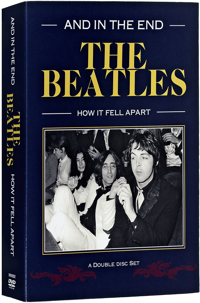 The Beatles: And In The End: How It Fell Apart (2 DVD) the beatles the beatles a hard day s night ecd