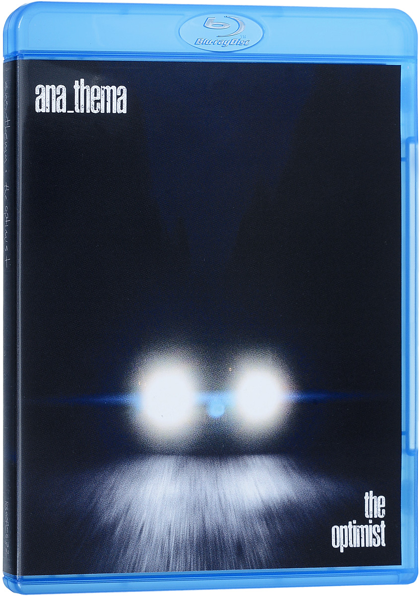 Anathema: The Optimist (Blu-ray) the berlin concert domingo netrebko villazon blu ray