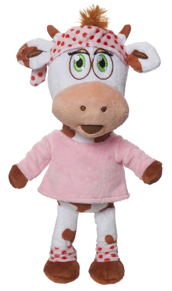 Comx Мягкая игрушка Корова Bella 32 см 5018 comx мягкая игрушка корова bella 32 см 5012