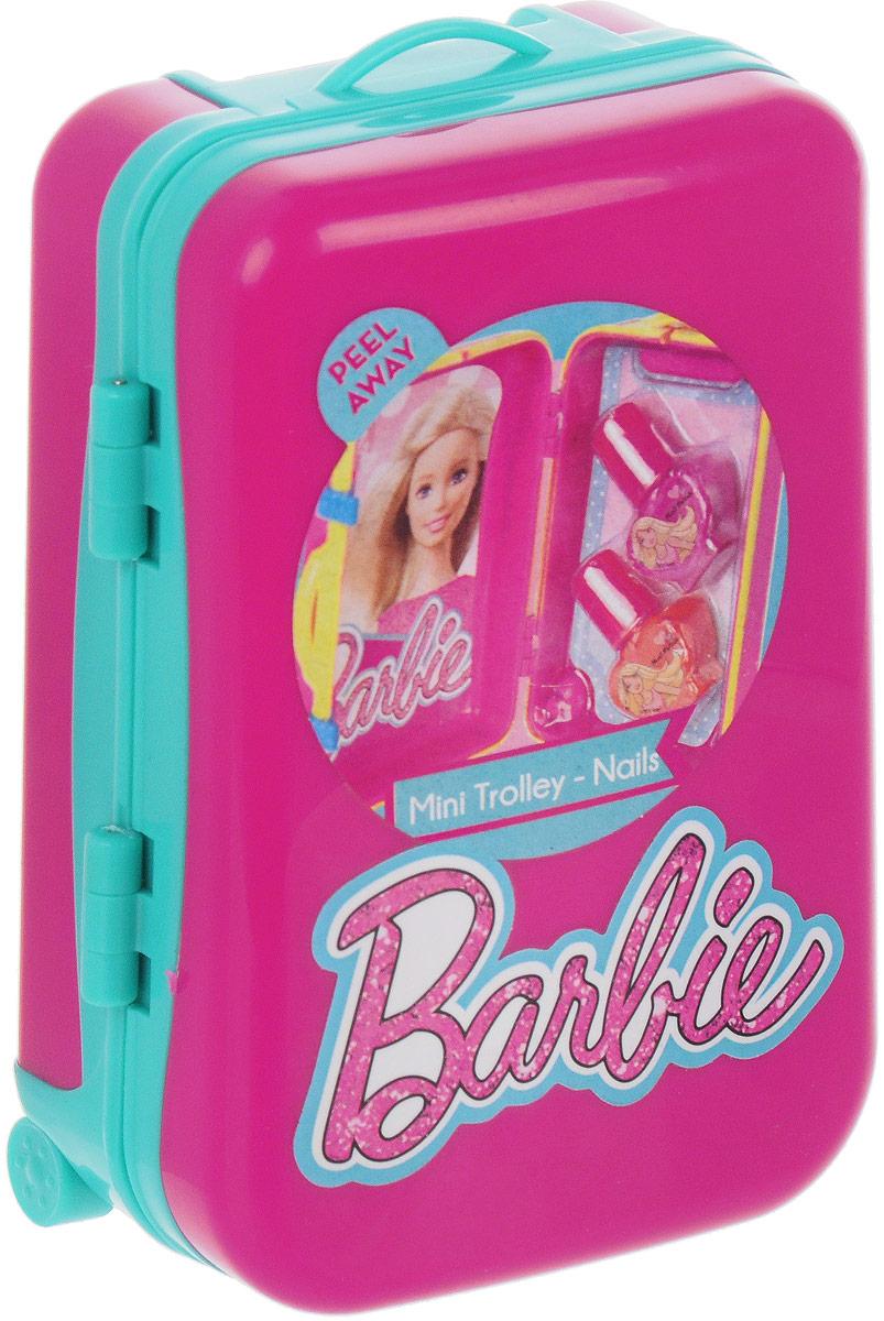 Markwins Игровой набор детской декоративной косметики Barbie цвет бирюзовый фуксия
