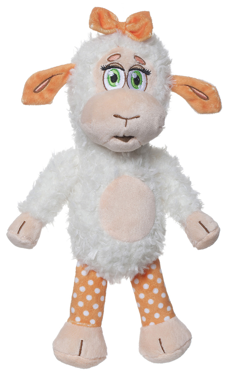 Comx Мягкая игрушка Овечка Lilly 32 см 4958 comx мягкая игрушка корова bella 32 см 5012