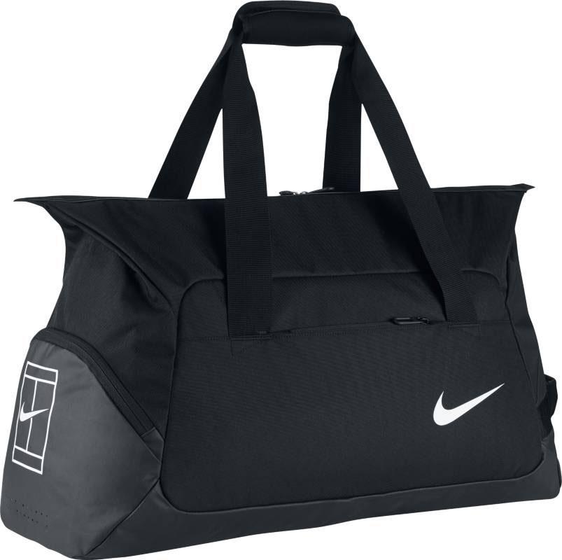 Сумка мужская Nike Court Tech 2.0, цвет: черный. BA5171-010 купить экипировку для футбола