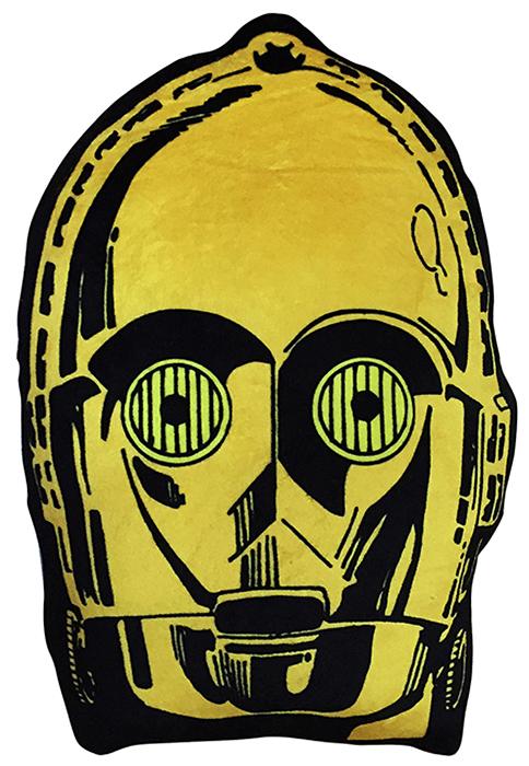 StarWars Мягкая игрушка C-3PO игрушка для собак ziver осел длинноухий с пищалкой цвет голубой 18 см