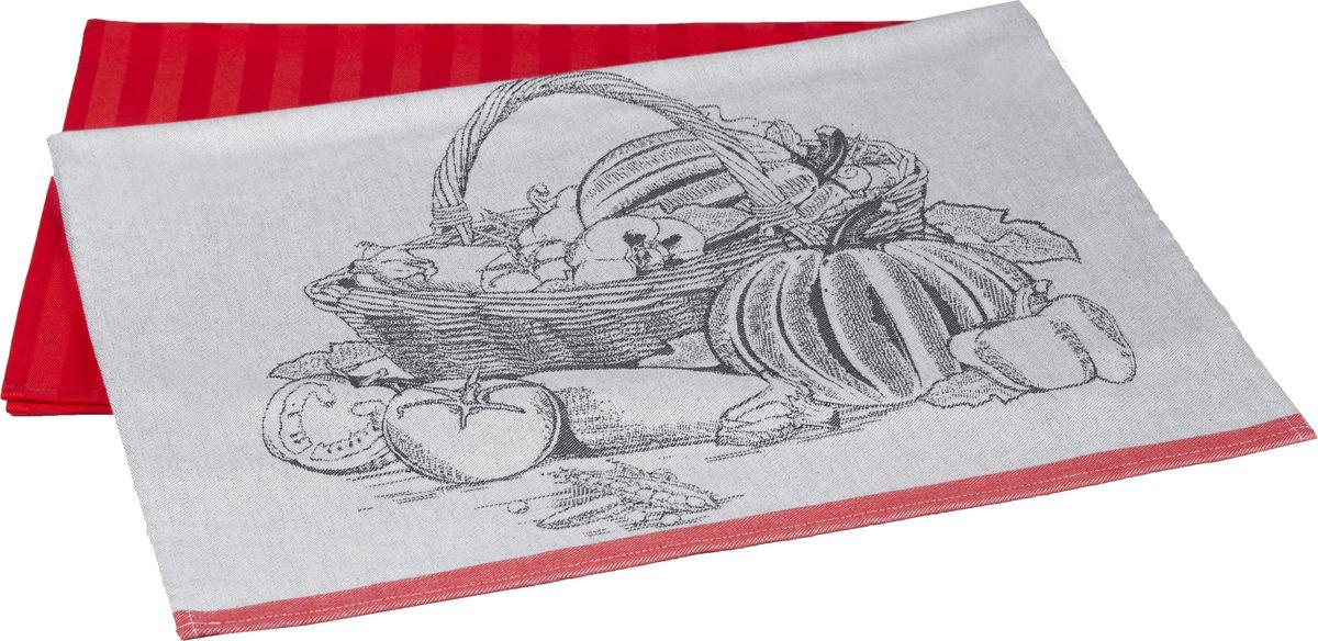 Полотенце кухонное Hobby Home Collection Harvest, цвет: коралловый, 50 x 70 см, 2 шт1501001634Полотенца марки HOBBY HOME COLLECTION уникальны и разрабатываются эксклюзивно для данной марки. При создании коллекции используются самые высокотехнологичные ткацкие приемы. Дизайнеры марки украшают вещи изысканным декором. Коллекция линии соответствует актуальным тенденциям, диктуемым мировыми подиумами и модой в области домашнего текстиля.