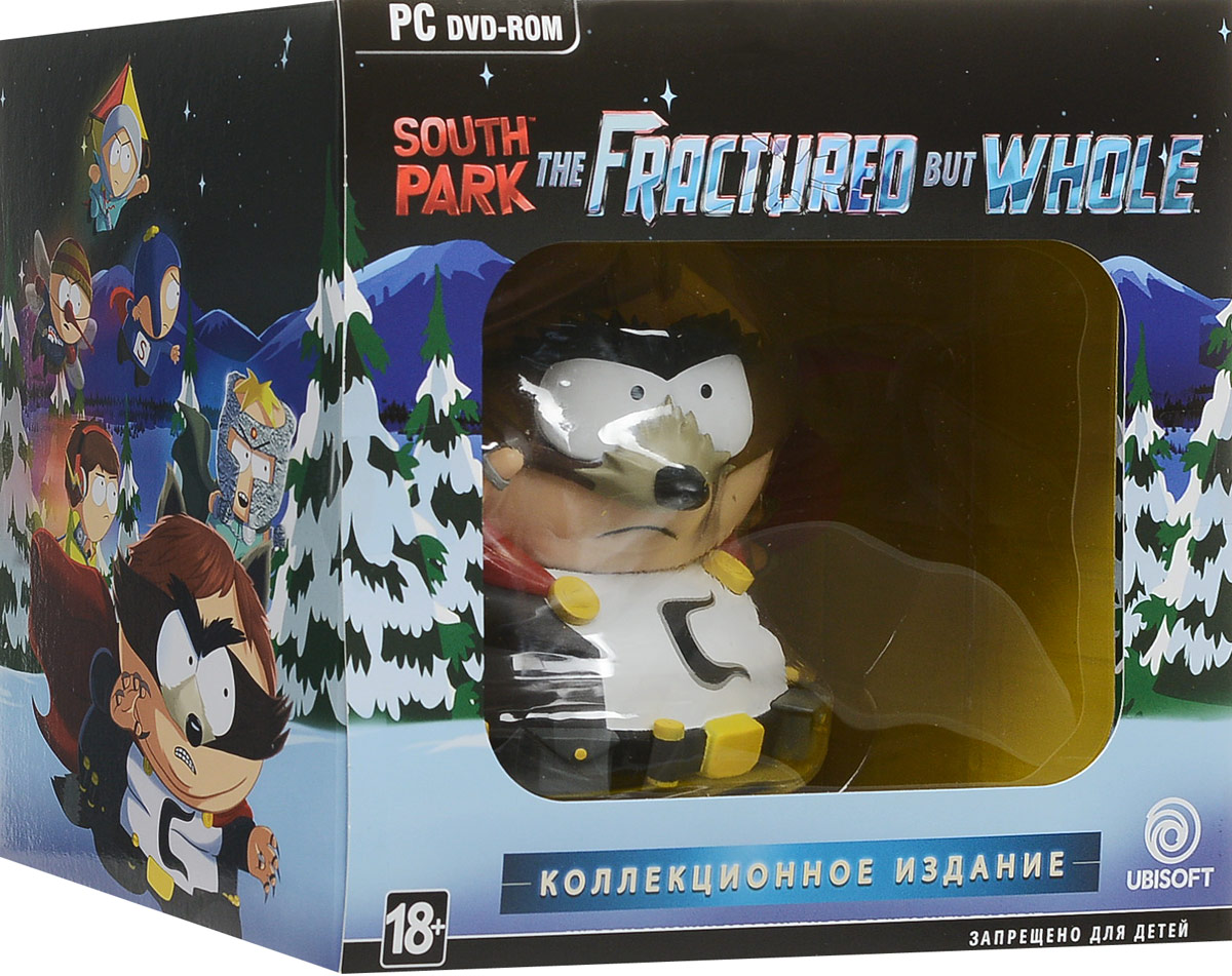 Zakazat.ru South Park: The Fractured but Whole. Коллекционное издание