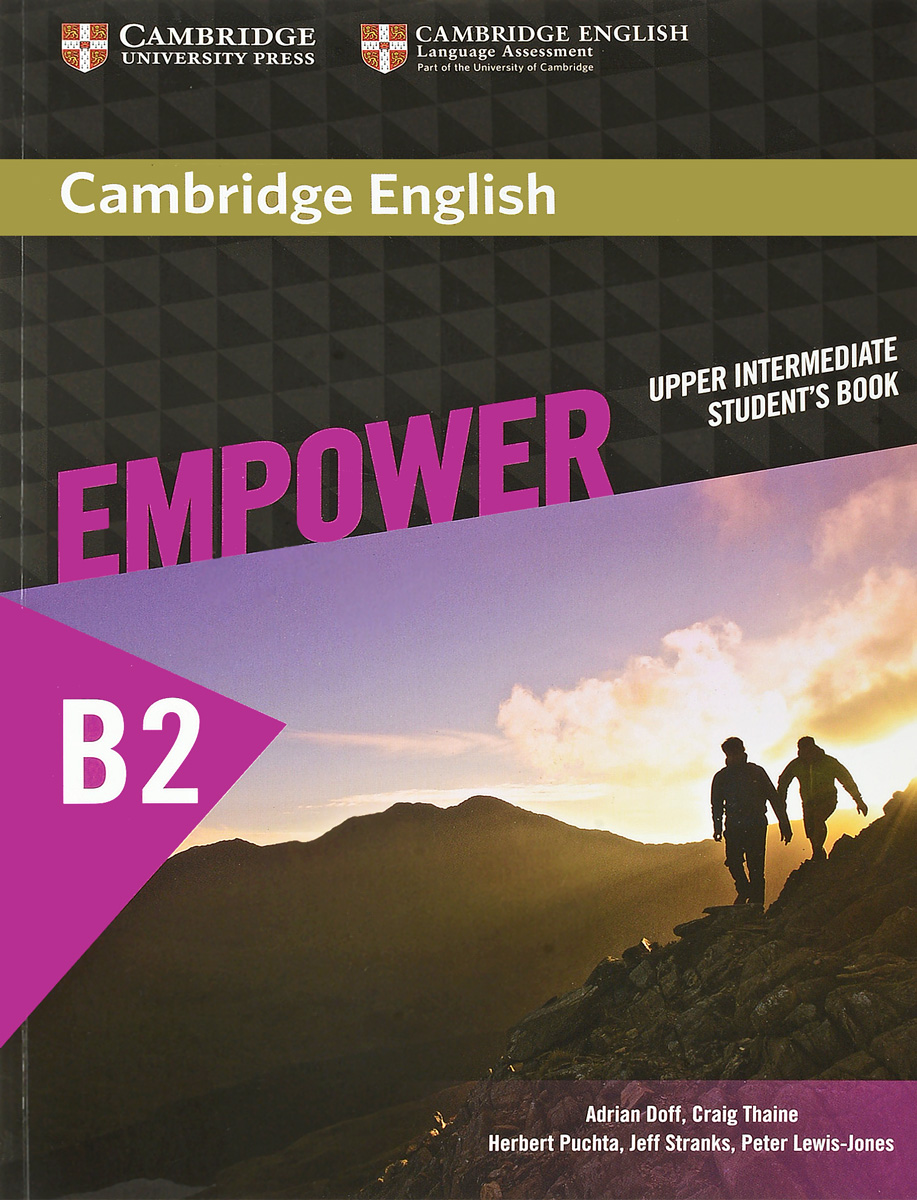 Cambridge English Empower Upper-Intermediate: Student's Book сумка the cambridge satchel