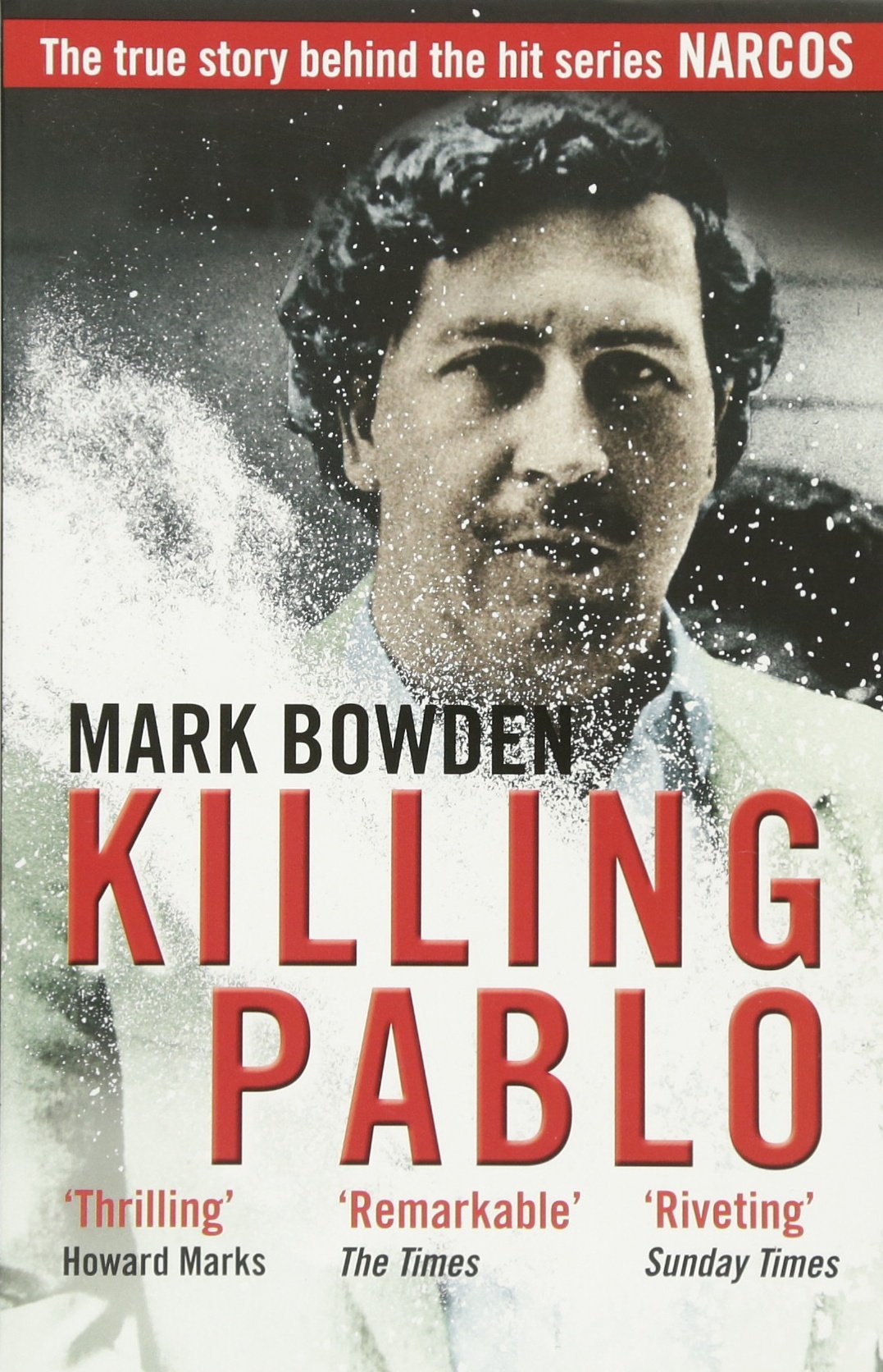Killing Pablo martinez