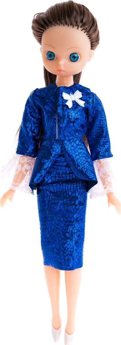 Пластмастер Кукла Барбара в театре с аксессуарами санта барбара