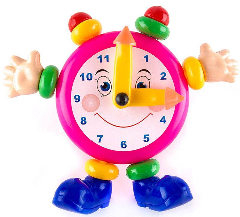 Пластмастер Развивающая игрушка Веселые часы игрушка веселые часики