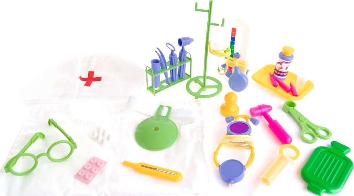 Пластмастер Игровой набор Скорая помощь