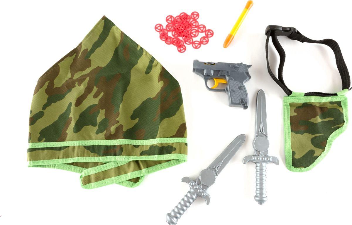 Пластмастер Игровой набор Спецназ сергей макаров спецназ фсб порох и туман