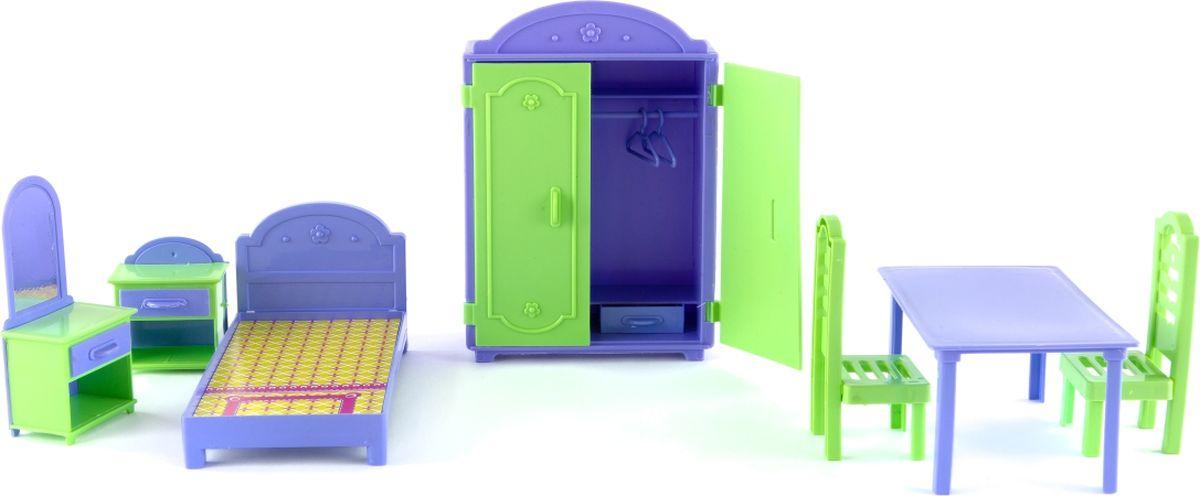 Пластмастер Игровой набор мебели Квартирка игра развивающая пластмастер набор маленький повар