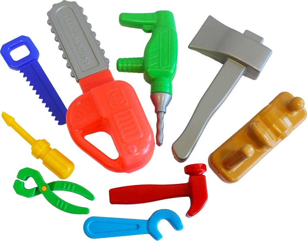 Пластмастер Игровой набор На все руки мастер пластмастер игровой набор фикси плотник