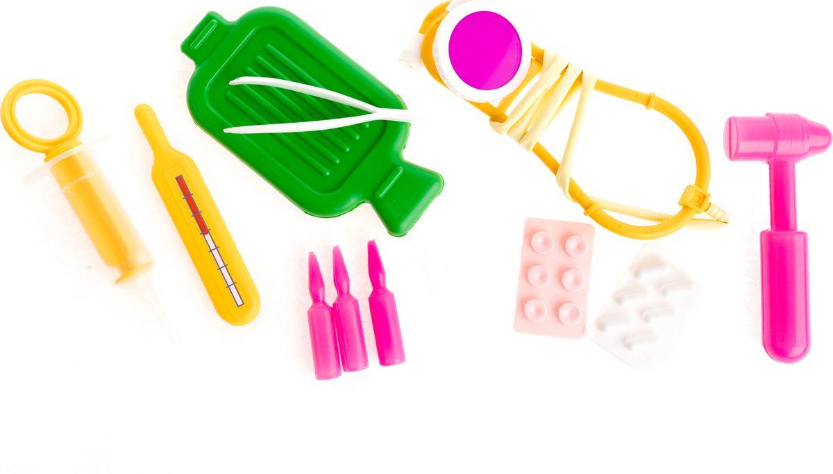 Пластмастер Игровой набор Врач пластмастер игровой набор кто в доме хозяин