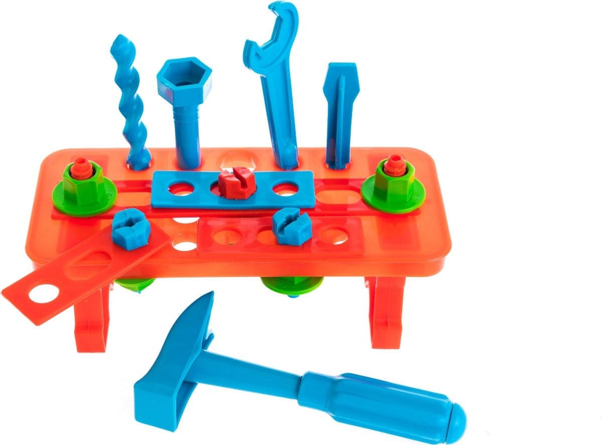 Пластмастер Игровой набор Фикси-мастер