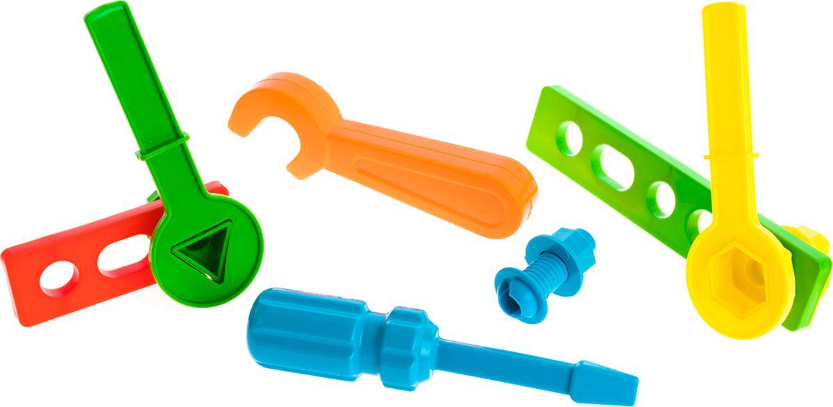 Пластмастер Игровой набор Фикси-инструментов какую автомойку купить для дома