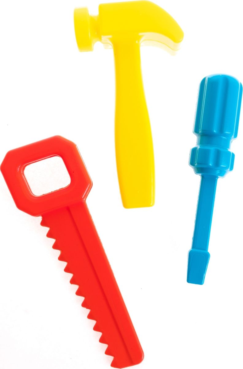 Пластмастер Игровой набор Фикси-плотник