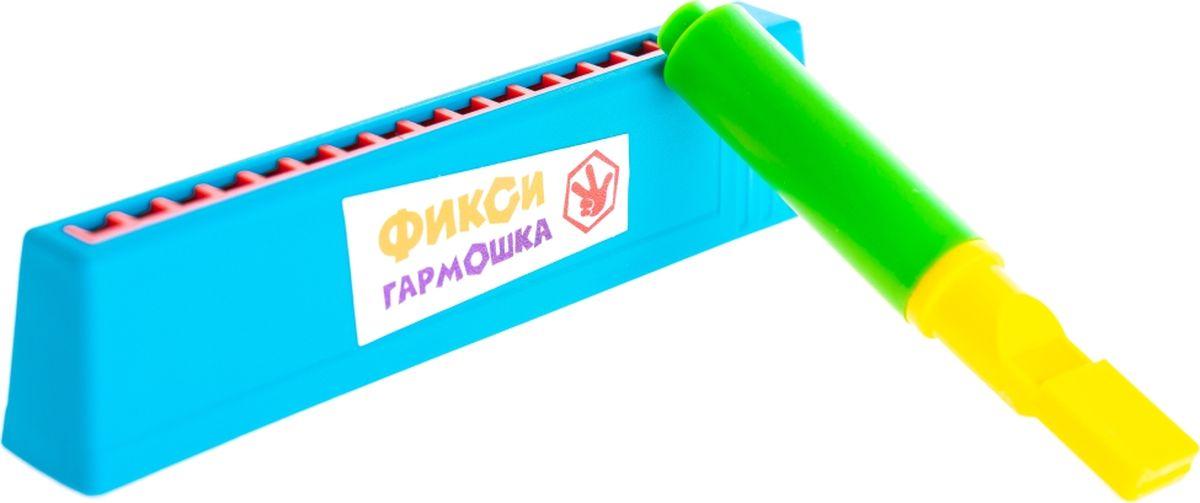 Фиксики Набор музыкальных инструментов Гармошка и свисток