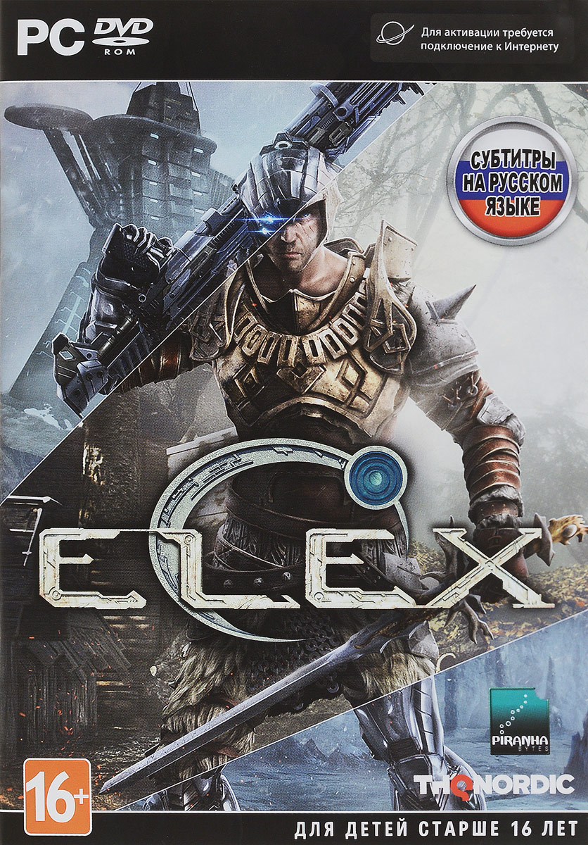 ELEX (5 DVD) elex [ps4]