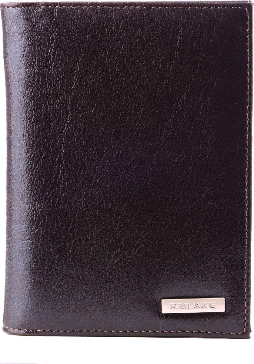 Обложка для автодокументов мужская R.Blake Cover, цвет: коричневый. GCVM00-000000-F9113O-K100GCVM00-000000-F9113O-K100Функциональная обложка для автодокументов выполнена из качественной натуральной кожи. Внутри отделение для паспорта, 4 прорезных кармана для карт, 2 открытых кожаных кармана. Пластиковый блок (6 карманов) позволяет рационально разместить все необходимые документы, в т. ч. страховку.
