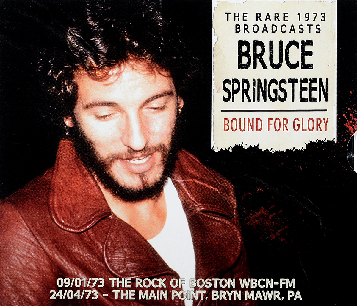 Брюс Спрингстин Bruce Springsteen. Bound For Glory bruce springsteen live in dublin blu ray