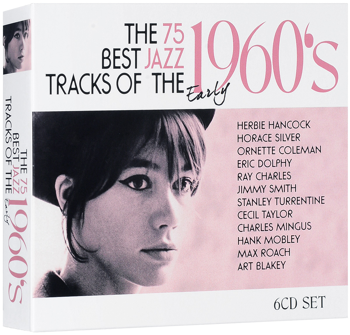 75 Best Jazz Tracks Of The 1960s (6 CD) cd the corrs best of