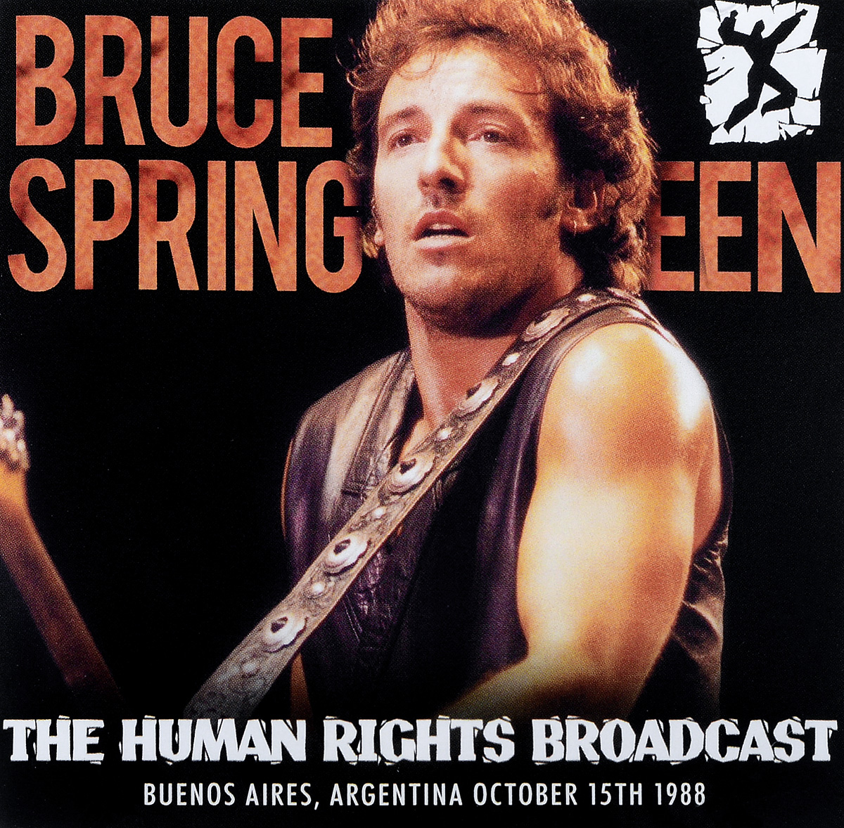 Брюс Спрингстин Bruce Springsteen. The Human Rights Broadcast the heart of human rights
