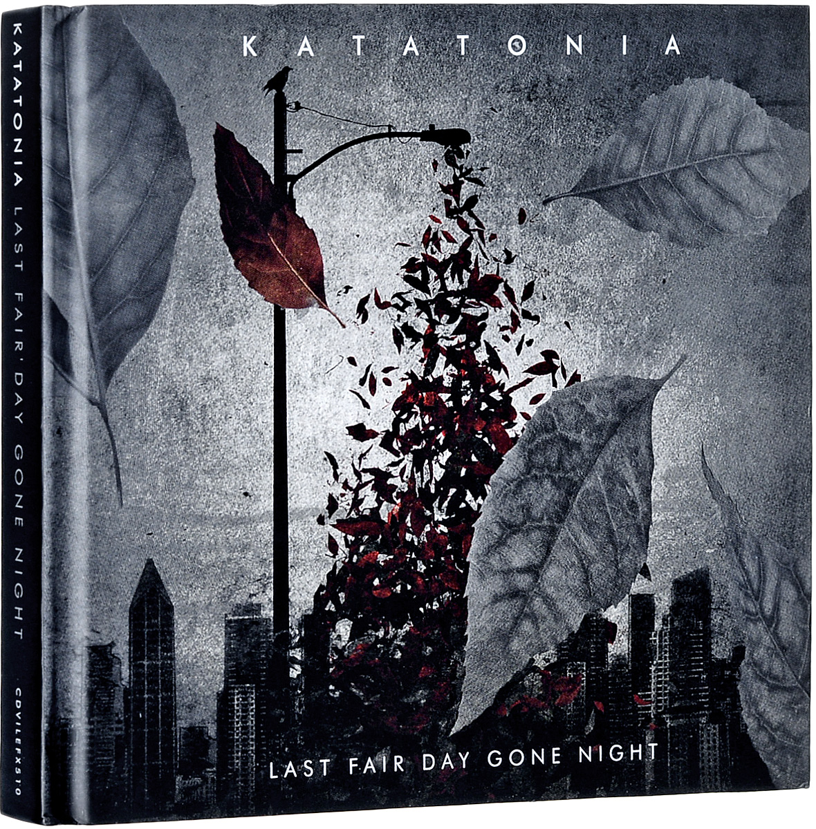 Katatonia: Last Fair Day Gone Night (2 DVD + 2 CD) блокада 2 dvd