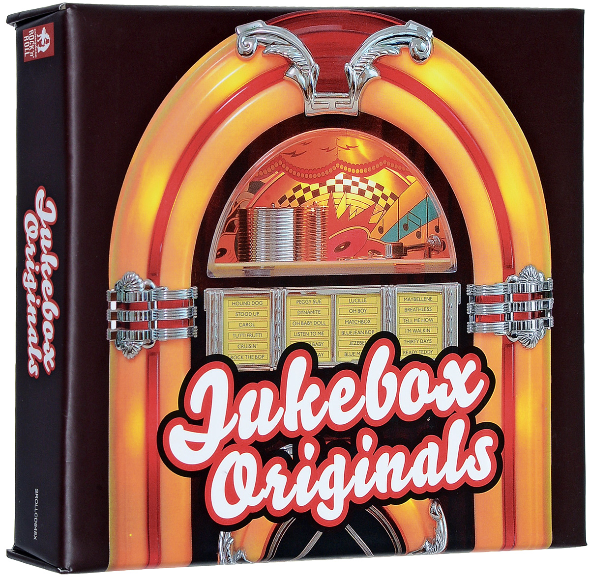 Complete Rock'n'Roll. Jukebox Originals (10 CD) bogesi snapper d08 5