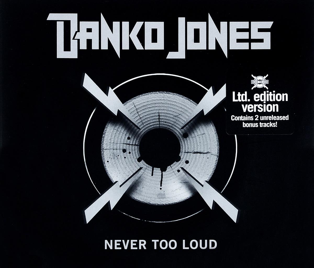 Danko Jones Danko Jones. Never Too Loud danko jones danko jones fire music