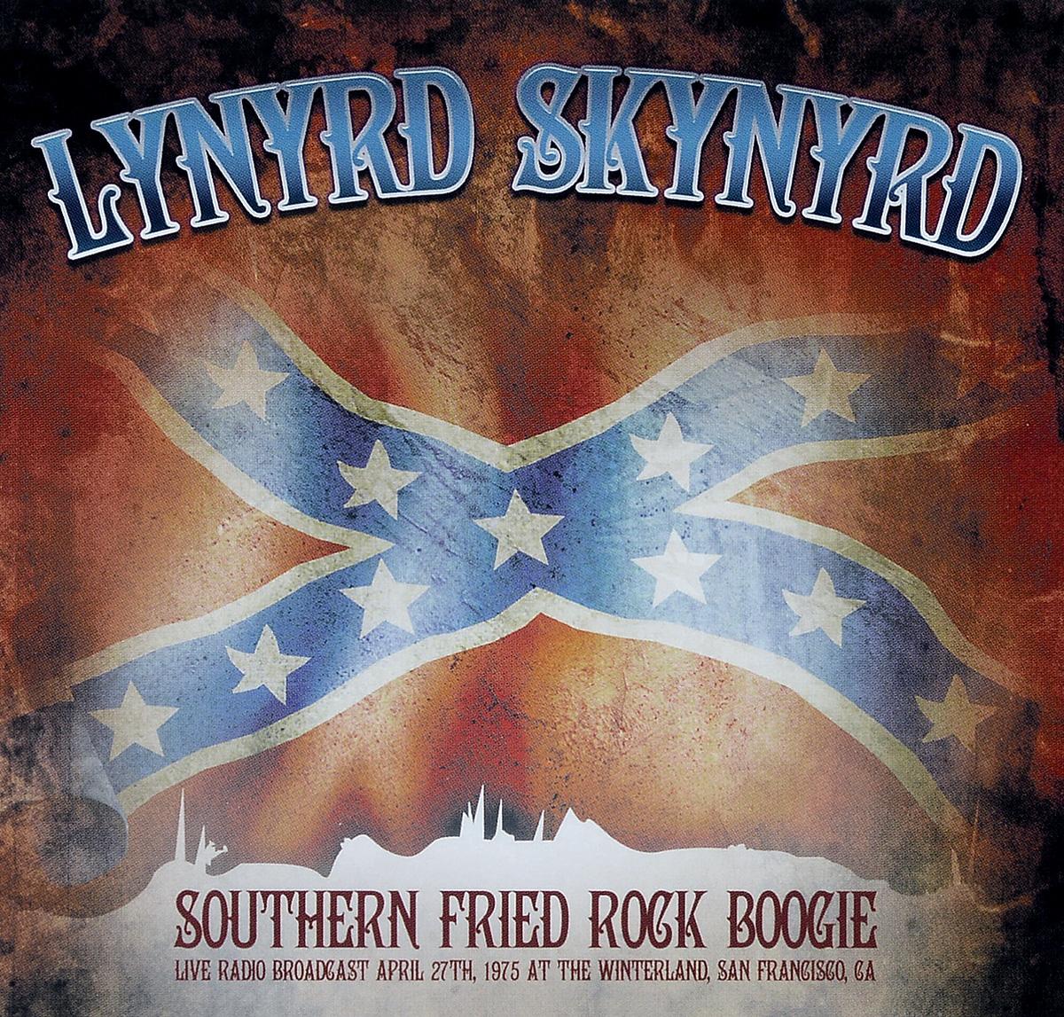Lynyrd Skynyrd Lynyrd Skynyrd. Southern Fried Rock Boogie