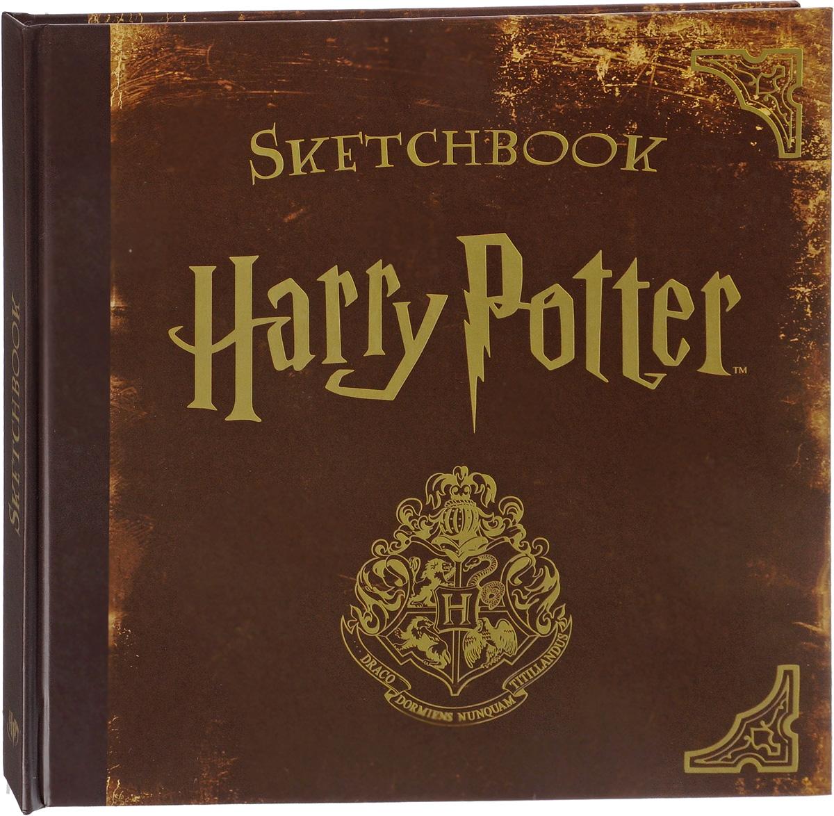 Sketchbook. Гарри Поттер гарри поттер кино купить