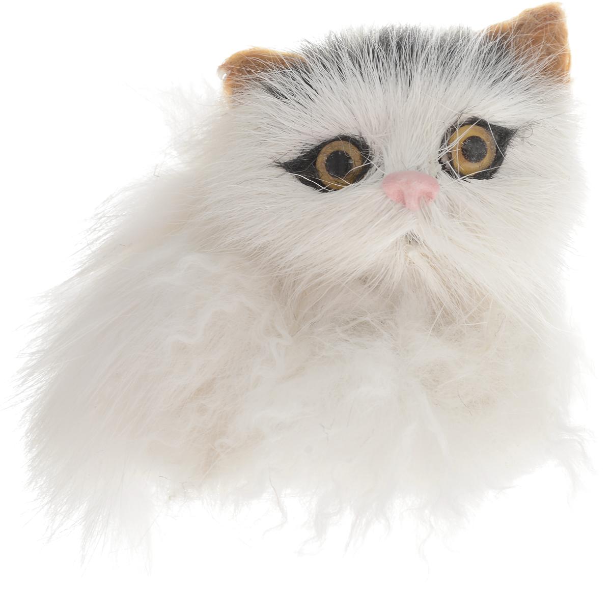Vebtoy Фигурка Котенок сидящий цвет белый C227 vebtoy фигурка котенок сидящий цвет белый c226