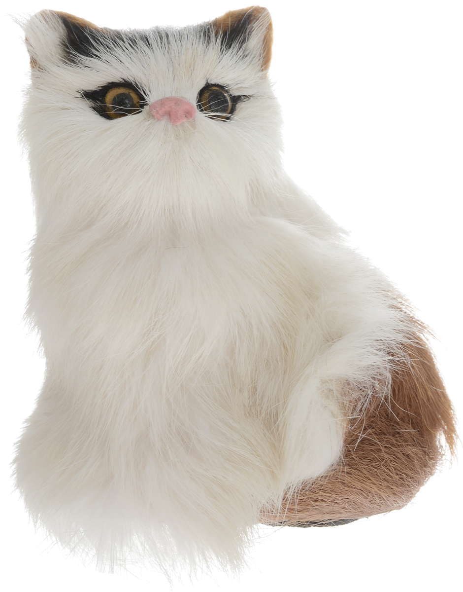 Vebtoy Фигурка Котенок сидящий цвет белый C206 vebtoy фигурка котенок сидящий цвет белый c226