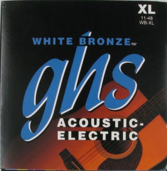 GHS DNT-24748 cтруны для акустической гитары - Гитарные аксессуары и оборудование