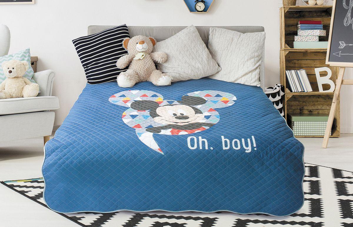 Покрывало детское Волшебная ночь Disney. Oh, Boy!, 160 х 200 см712074