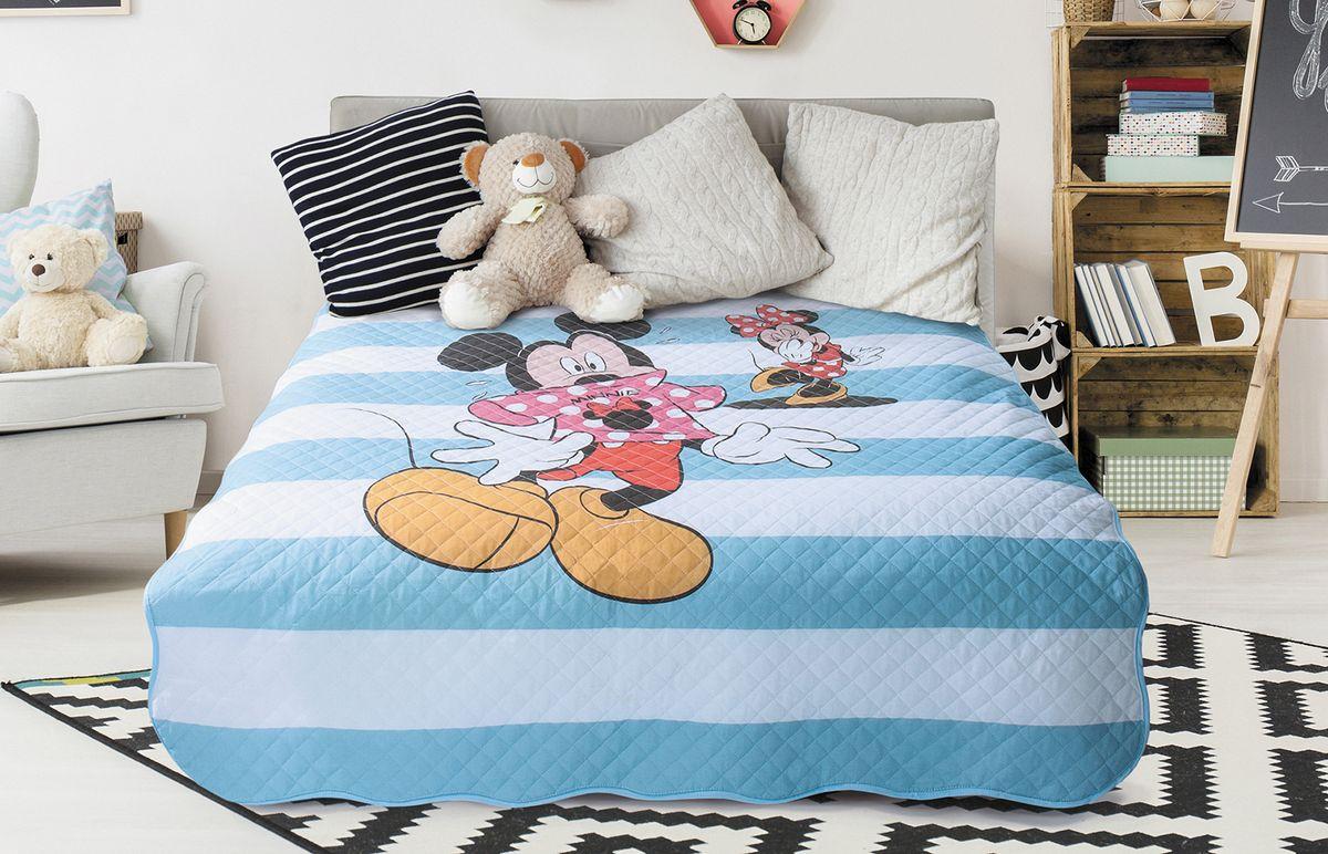Покрывало детское Волшебная ночь Disney. Oh, Mickey!, 160 х 200 см712075