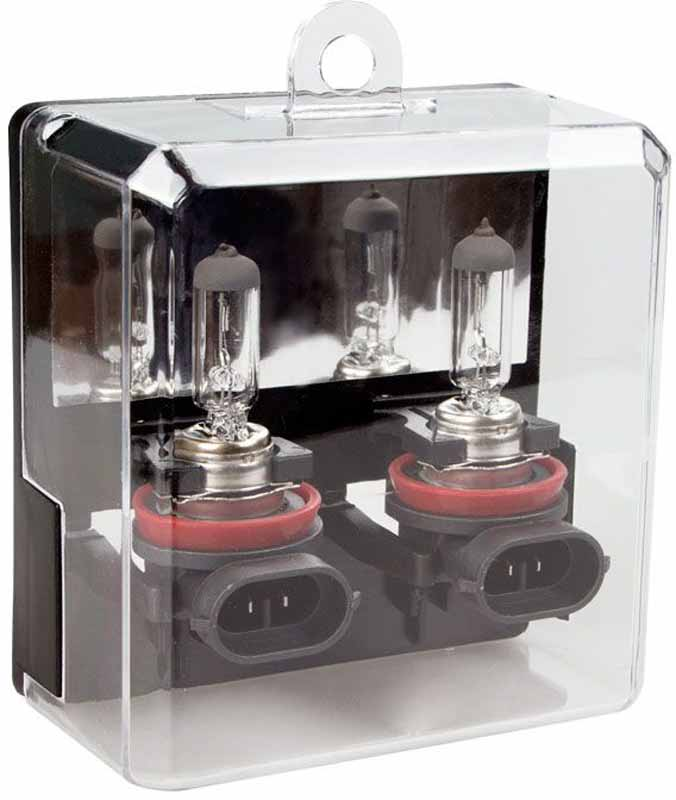 Лампа автомобильная галогенная Kraft Pro Long Life, H8(PGJ19-1), 12V, 35WКТ 700215Уникальная технология производства, а также особая концентрация газа внутри колбы лампы, в состав которого входят инертные газы, обеспечивают срок службы, превышающий стандартный почти в 2 раза.