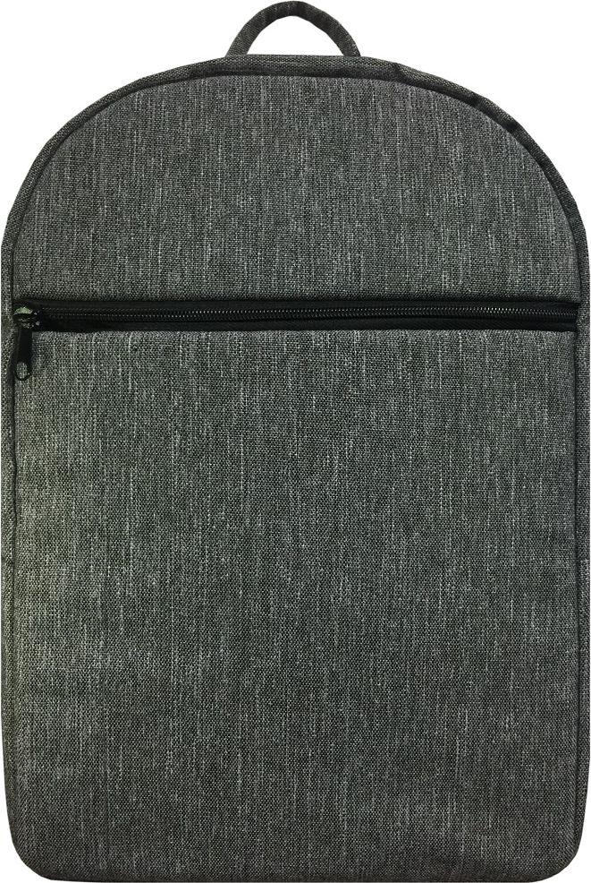 Vivacase Event VCN-BEV15-gr, Gray рюкзак для ноутбука 15,6VCN-BEV15-grРюкзак для ноутбука c диагональю 15.6 специально создан для большого города. Вместительный и легкий он сшит уникального водонепроницаемого материал, устойчивого к различным загрязнениями, осадкам и выцветанию. В любую погоду и ваш рюкзак будет смотреться отлично!Строгий и лаконичный дизайн рюкзака разработан таким образом, чтобы равномерно распределять нагрузку на спину и плечи. Длина ремней регулируется по фигуре. В лямки вшит специальный мягкий материал, что делает рюкзак особенно комфортным даже при долгом ношении. В рюкзаке предусмотрены два внутренних отделение для ноутбука 15,6 и планшета диагональю 10 дюймов и одно внешнее отделение на молнии, куда поместятся папка с документами формата А 4. Каждое отделение разграничено прокладкой из ударопрочного материала. При желании вы можете спокойно носить несколько дорогих гаджетов вместе, не боясь, что они поцарапаются друг о друга